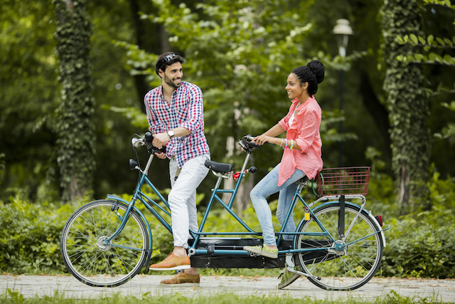 ジャパンボックス | Parks in Tokyo where you can go on a two-person bike date.
