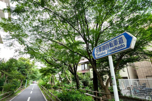 ジャパンボックス | Tama River Cycling Road
