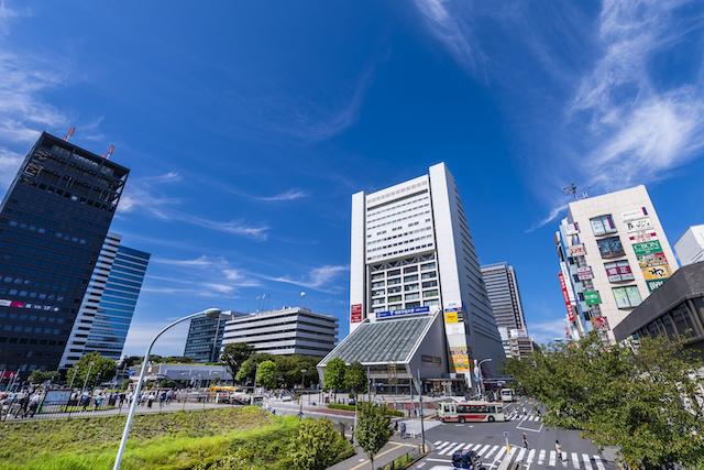 ジャパンボックス   Nakano is a city in Tokyo where retro-loving otaku gather.