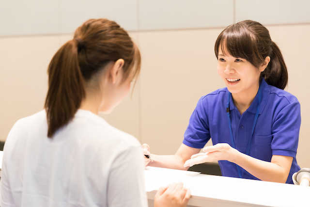 JAPANBOX | Consultation at a ward office in Tokyo