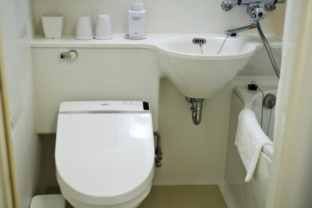 ジャパンボックス| ユニット 風呂とトイレ | JAPANBOX